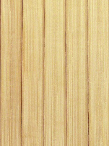Bamboo wainscoat, bamboo panelling and bamboo wallcover in coils