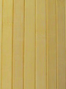 Bamboo wallpape with two colours, light brown and black. Excellent for coffee house and tea shop.