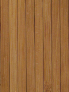 bamboo wallpaper panelling as door panel if we do not put a rear wall