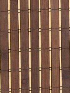 Bamboo wallpaper plain 17mm rod width for bamboo wallpaper, bamboo panelling and door panel, harmonize to bamboo floor