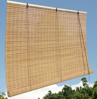 Made To Measure Bamboo Blinds In The Eu